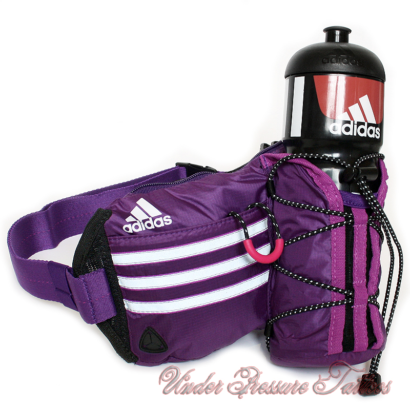 adidas g rteltasche lauftasche running bag belt h ftg rtel laufg rtel lila pink ebay. Black Bedroom Furniture Sets. Home Design Ideas